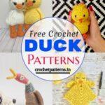 Free Crochet Duck Patterns For Your Children