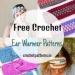 Free Crochet Ear Warmer Patterns