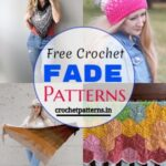 Colorful Cozy Free Crochet Fade Patterns