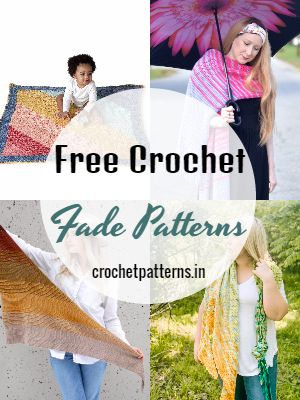 Free Crochet Fade Patterns