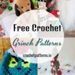 Best Collection Of Free Crochet Grinch Patterns
