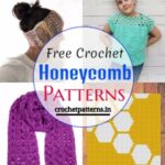 Superb Collection Of Free Crochet Honeycomb Patterns