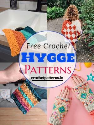 Free Crochet Hygge Patterns