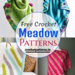 Quick And Easy Free Crochet Meadow Patterns
