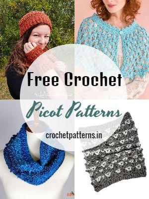 Free Crochet Picot Patterns