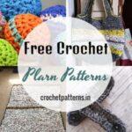Stunning Free Crochet Plarn Patterns