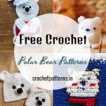 Free Crochet Polar Bear Patterns