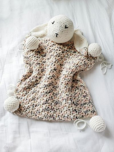 Free Posey The Bunny  Pattern
