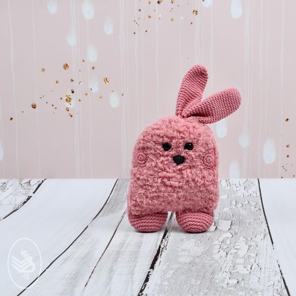 Free Crochet Rabbit Koko Pattern
