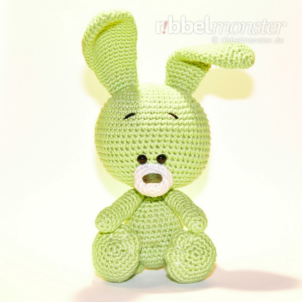 Free Crochet Rabbit Ono Pattern