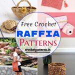 Stunning Free Crochet Raffia Patterns And Designs