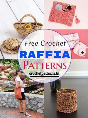 Free Crochet Raffia Patterns