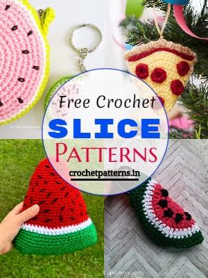 Free Crochet Slice Patterns