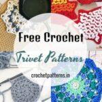 lovely Free Crochet Trivet Patterns