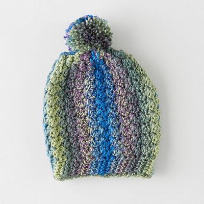 Free Seemingly Crochet Slouchy Hat Pattern
