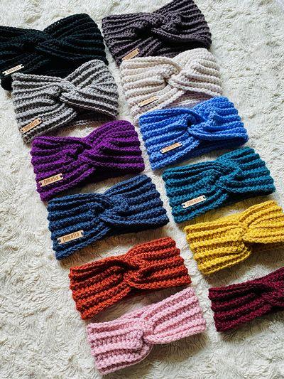 Free Western Bay Crochet Earwarmer Pattern