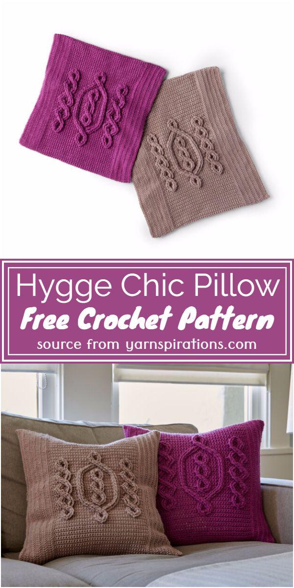 Chic Pillow Pattern