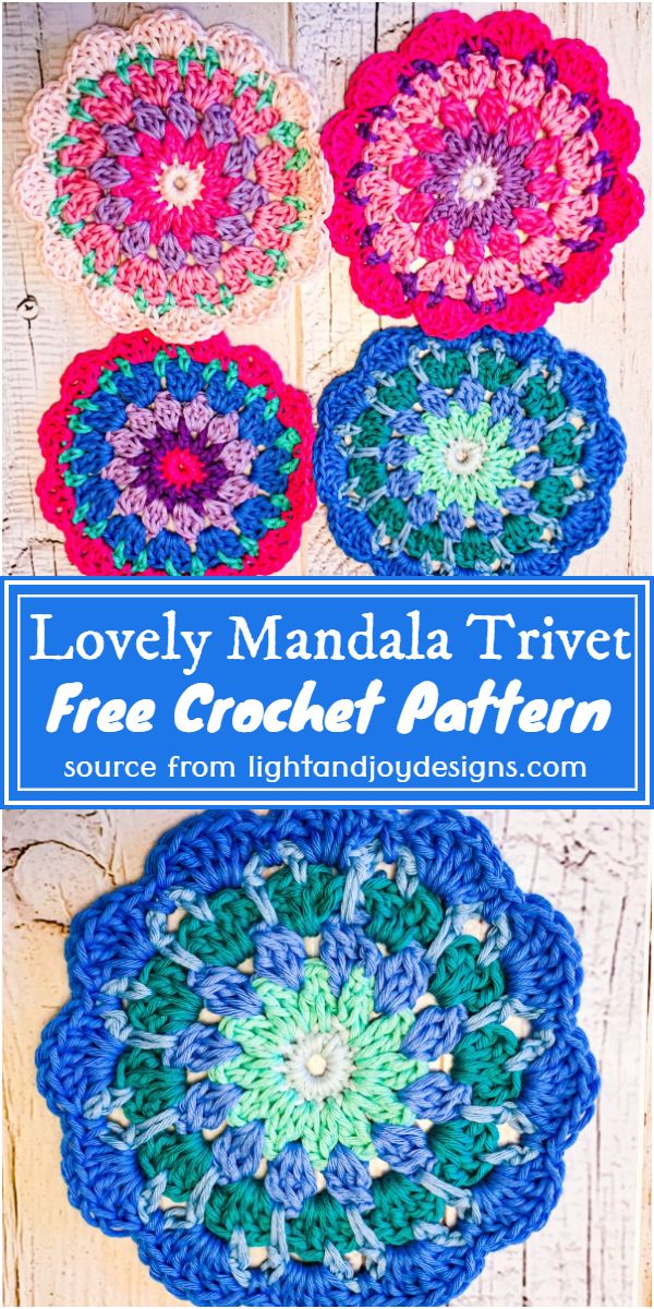Lovely Mandala Pattern