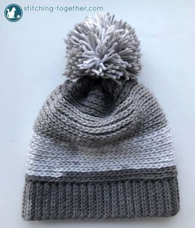 North Shore Hat Free Pattern