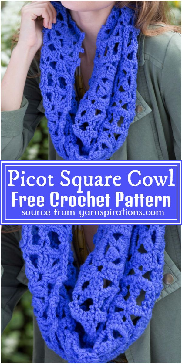 Square Cowl Pattern