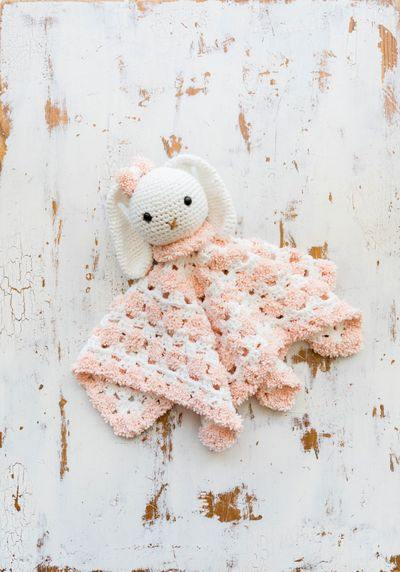 Snuggly Bunny Baby Pattern