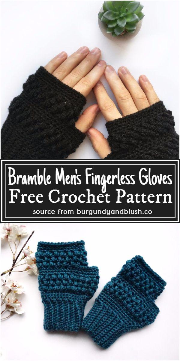 Bramble Men's Pattern
