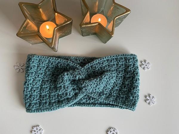 Crochet Dutchcrochet Headband Pattern