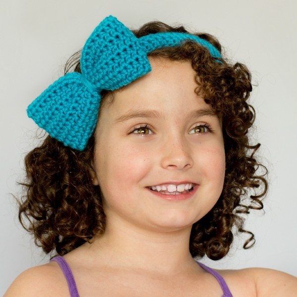 Crochet Headband & Bow Pattern