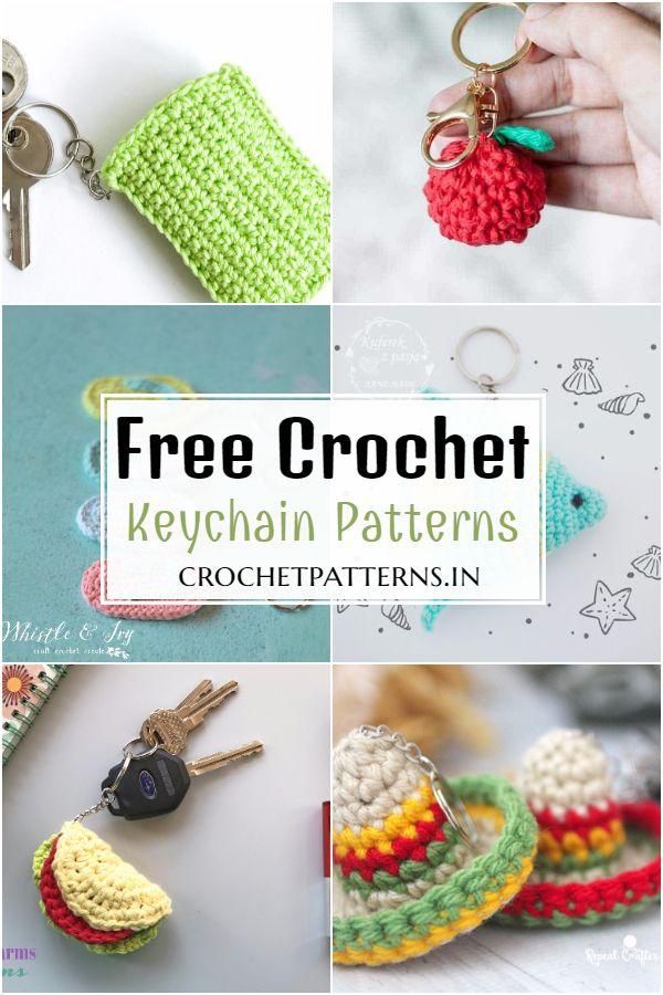 Crochet Keychain Patterns