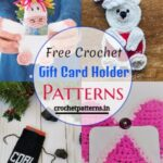 15 Unique Free Crochet Gift Card Holder Patterns