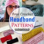 50 Free Crochet Headband Patterns