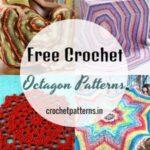 Mind-Blowing Free Crochet Octagon Patterns