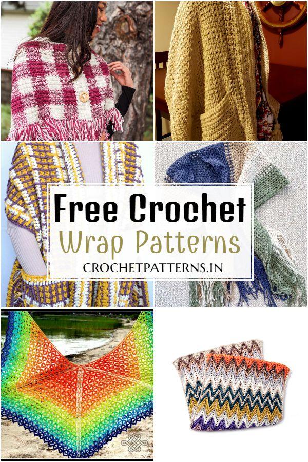 Free Crochet Wrap Patterns