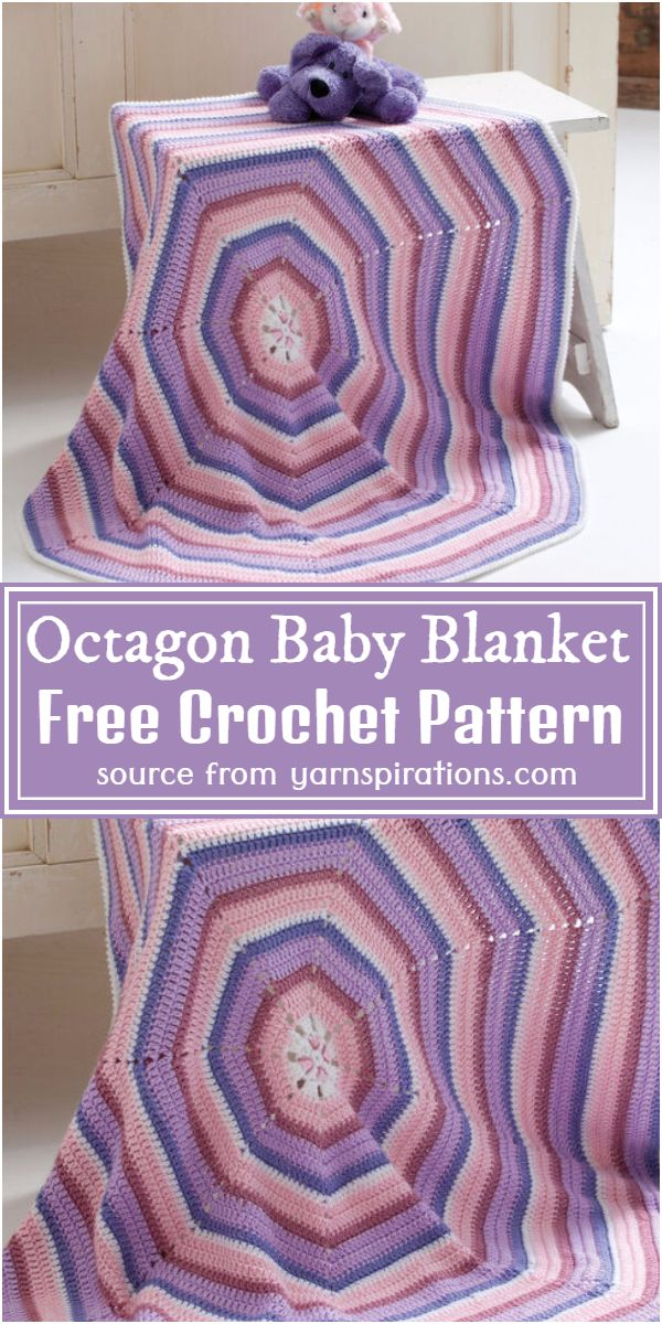 Free Blanket Pattern For Baby