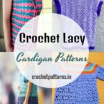 Free Crochet Lacy Cardigan Patterns