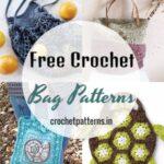 Creative Free Crochet Bag/Tote Patterns