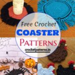 Free Crochet Coaster Patterns Any Crocheter Can Make