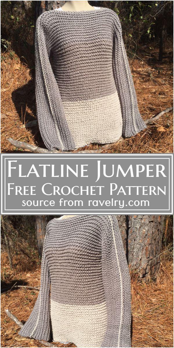 Free Flatline Pattern