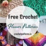 29 Free Crochet Flower Patterns