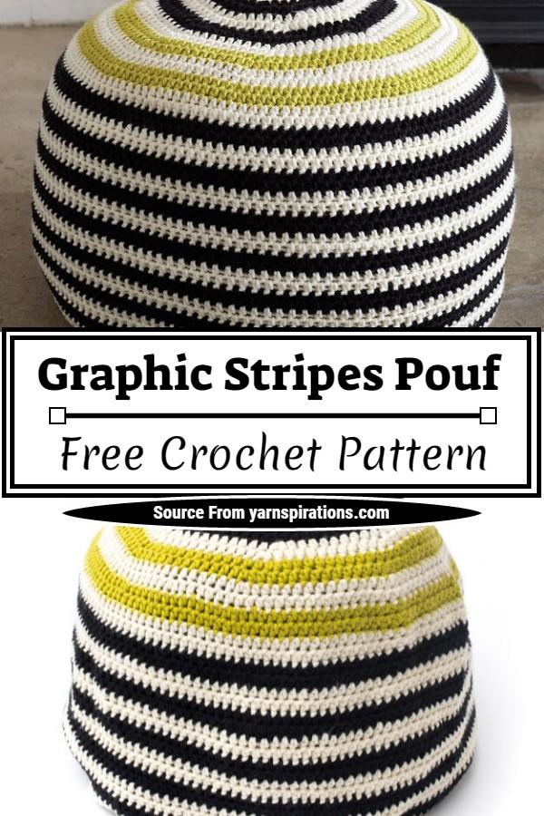 Free Graphic Stripes Pattern