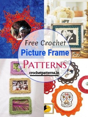Free Crochet Picture Frame Patterns