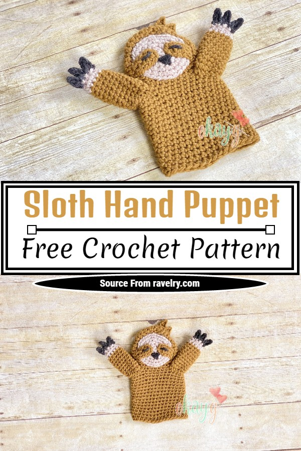 Free Hand Puppet Pattern