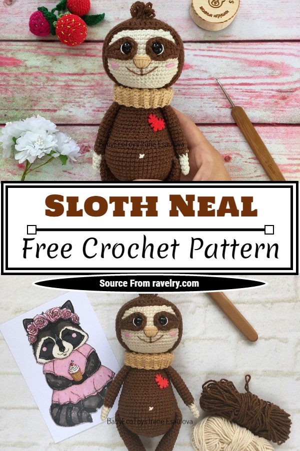 Free Neal Pattern