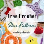 Free Crochet Star Patterns to Brighten Up Your Home