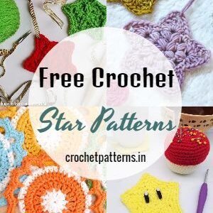 Free Crochet Star Patterns