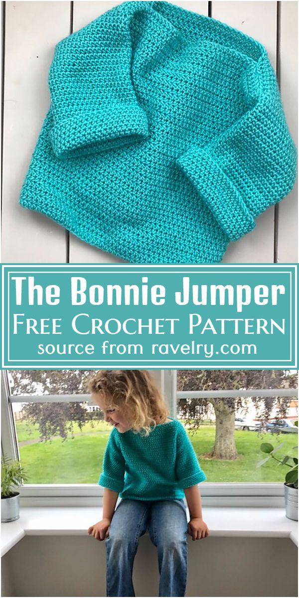 Free The Bonnie  Pattern