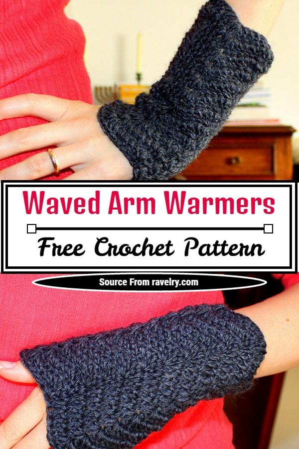 Free Waved Pattern