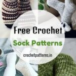 Free Crochet Sock Patterns To Try This Fall Season
