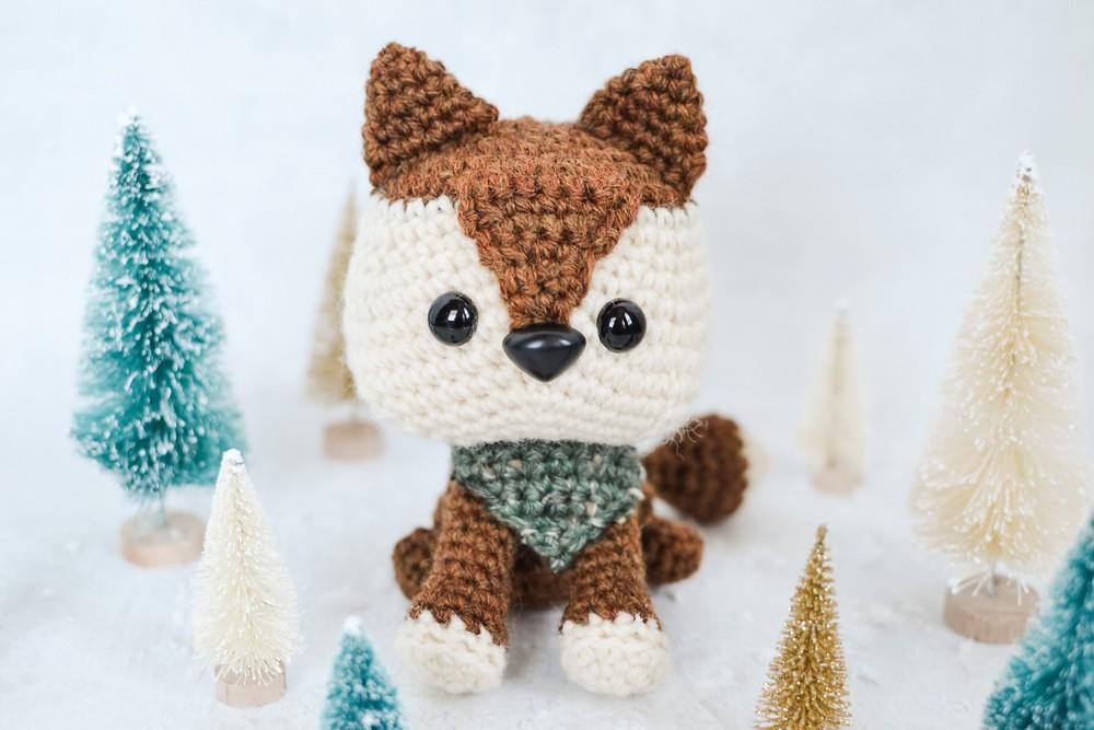 Crochet Finley The Fox Pattern