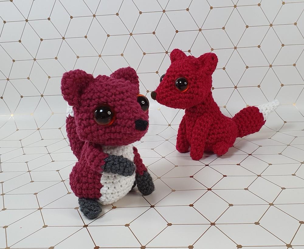 Free Crochet Best Fox Pattern